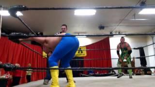 ETWA Wrestling: Spring into Destruction 2016