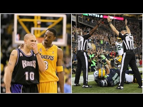 10 Games That the Refs Really F CKED UP