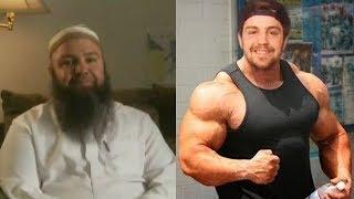 بطل مصارعة أمريكي يدخل الإسلام بعد قصة رائعة - US. Champion Wrestler becomes a Muslim