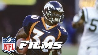 #4 Terrell Davis | NFL Films | Top 10 Players Not in the Hall of Fame