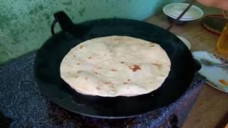 Sada Roti | How To Make Sada Roti? | Making of Sada Phulka | How to make Soft Chapati