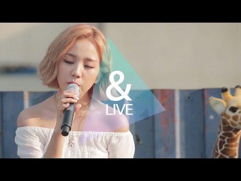 [&LIVE] 백아연 Baek A Yeon - 쏘쏘 so-so