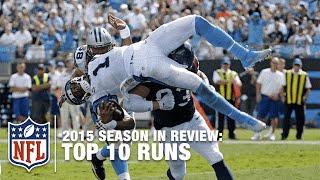 Top 10 Runs (2015 Regular Season)   NFL