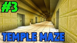 Call of Duty Custom Zombies - Temple Maze   Hyper's Getting 1-Shot Trolled! (Part 3)