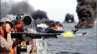 Tin mới nhất Tối 23/9: VN học theo Hàn Quốc thẳng tay B,ắn Ch,áy tàu cá TQ xâm phạm lãnh hải