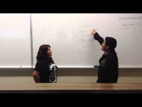 Rational Expressions Music Video