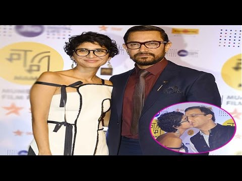 OpPssSs! Aamir Khan's wife Kiran Rao and Vidhu Vinod Chopra caught in an awkward moment!