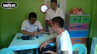 Clinica Apapap (Apapap Clinic) - The Premature Boys
