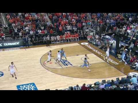 North Carolina - Pressure Inbounds Press Break
