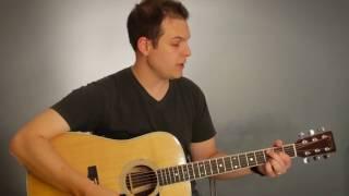 10,000 Reasons (Bless The Lord) - Tutorial (Matt Redman)