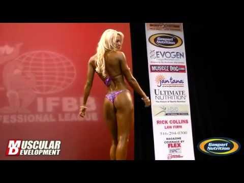 New York Pro 2011 Bikini Finals