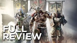 For Honor Full Review - A Blood Stained Love Letter To War Itself