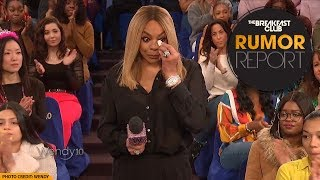Wendy Williams Comes Clean About Living In A Sober House