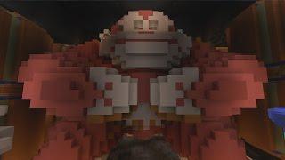 Minecraft Xbox - Hide and Seek - Donkey Kong