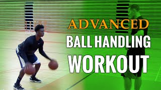 Ball Handling Drills: Advanced Basketball Workout for Guards