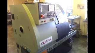 CNC metalo tekinimo staklės CK6130A