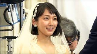 9代目CMガールの吉岡里帆出演ゼクシィCMメイキング映像