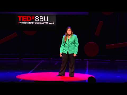 Inspiring the next generation of female engineers Morgan DiCarlo TEDxSBU