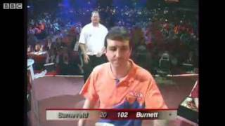 Classic Arrows - Ray Barneveld v Richie Burnett
