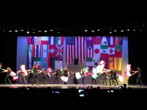 Xxx Mp4 Pittsburg High School MultiCultural Show PHS Show Flags 4 1 15 3gp Sex