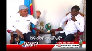 TOKOMI WAPI 19 07 2018 KABUND FACE A NDEKO ELIEZER