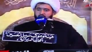الشيخ عبدالرضا معاش  يروي قصة من ألف ليلة وليلة