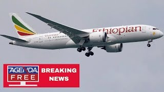 Ethiopian Airlines Plane Crashes - LIVE BREAKING NEWS COVERAGE