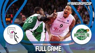 Telekom Baskets (GER) v Nanterre 92 (FRA) - Semi-Final - Full Game - FIBA Europe Cup 2016/17