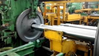 (INDIAN RAILWAYS) Watch Now - How a rail wheel is mounted on an axle.