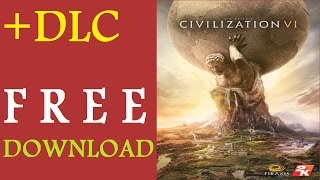Short-Tut #52: How to Download and Install// Civilization VI + DLC (FREE DOWNLOAD 2016)