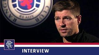 INTERVIEW | Steven Gerrard | 20 Jul 2018