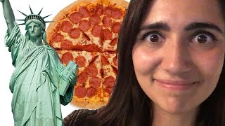 Chicagoans Try New York Pizza For The First Time
