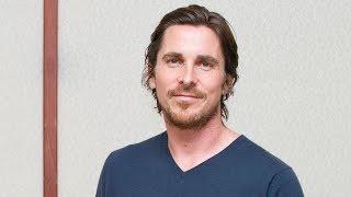 Christian Bale on his last turn as Batman