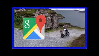 US Newspapers - Google maps taking the event very confusing on the Scottish islands