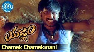 Yagnam Movie - Chamak Chamakmani Video Song || Gopichand, Sameera Banerjee || Mani Sharma
