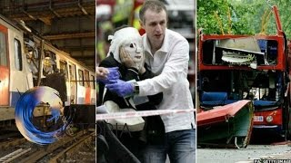 London 7/7 attacks: How the day unfolded (montage) - BBC News