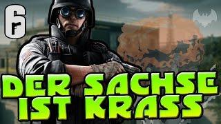 Download DER SACHSE IST EINFACH KRASS - ♠ RAINBOW SIX SIEGE: RED CROW ♠ - Let's Play RBSS - Dhalucard 3Gp Mp4