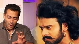 Salman Khan Review On Baahubali | Salman Talks About Prabhas | Anushka Shetty | Rana Daggubati | HD