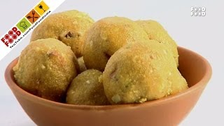 Besan Ladoo With Tutti Frutti - Turban Tadka