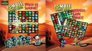 Zombie Puzzle Panic Preview HD 720p