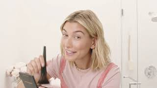 5 Minute Face: Hailey Bieber's Makeup Routine