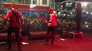 MISS MAY I - Relentless Chaos (Live in Jakcloth, Jakarta, 09 December 2017)