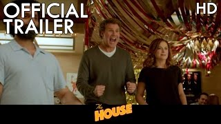 THE HOUSE | Official RED BAND Trailer | 2017 [HD]