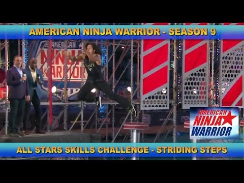 All Stars Skills Competition Striding Steps Season 9