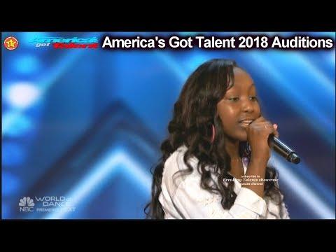 Xxx Mp4 Flaujae 14 Yo Rapper Simon Says THE BEST America S Got Talent 2018 Auditions S13E01 3gp Sex