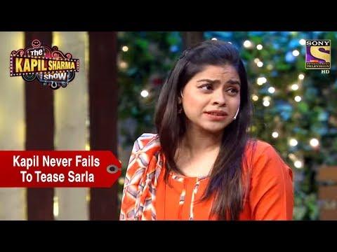 Xxx Mp4 Kapil Never Fails To Tease Sarla The Kapil Sharma Show 3gp Sex