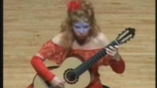 """Rossini """"Tarantella""""  Galina Vale - guitar"""