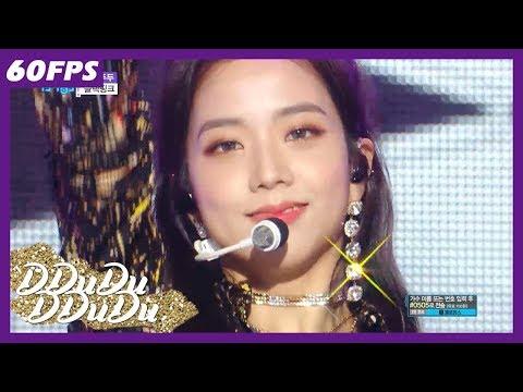 60FPS 1080P | BLACKPINK - DDu-Du DDu-Du, 블랙핑크 - 뚜두뚜두 Show Music Core 20180714