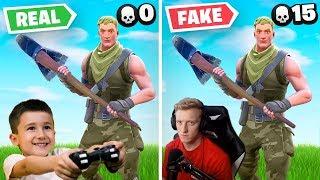 FAKE DEFAULTS