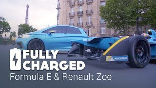 Formula E & Renault Zoe | Fully Charged